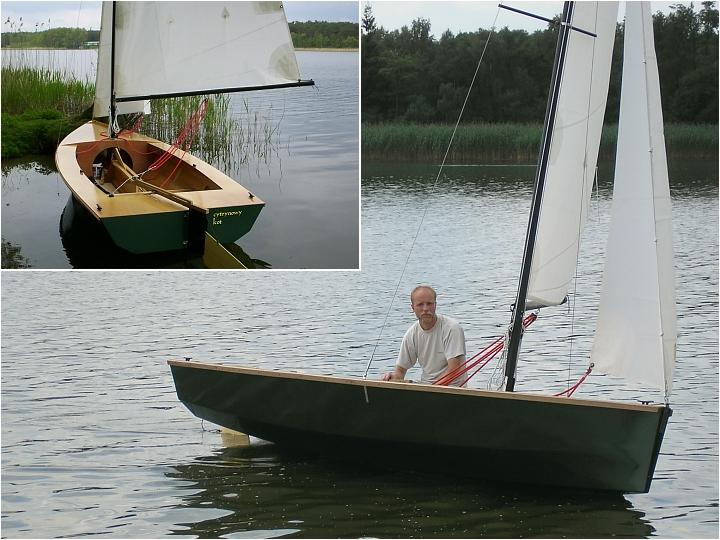 Строю семейную яхту.
